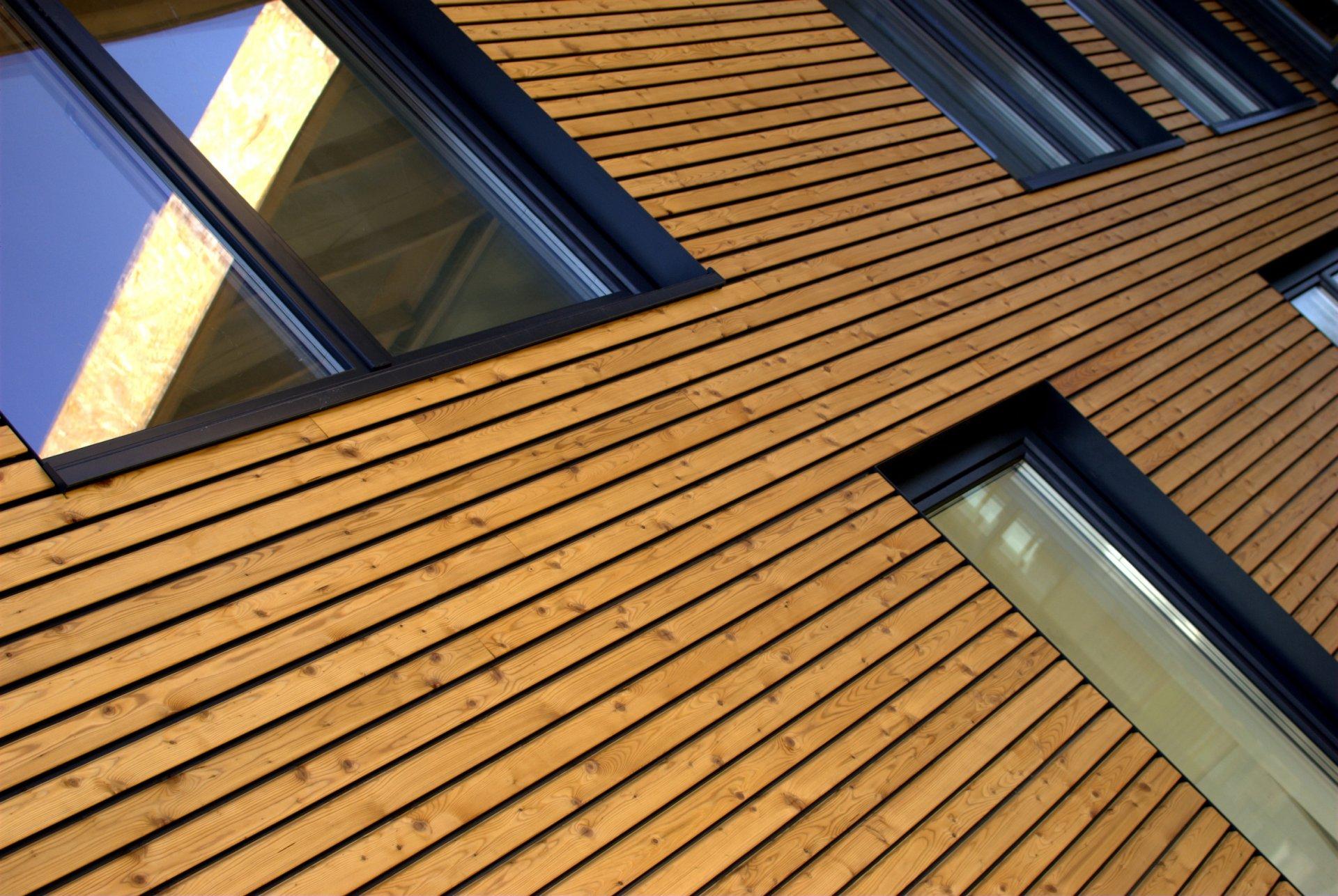 Holz Fassaden fassaden in holz sacher holzbau sacher holzbau